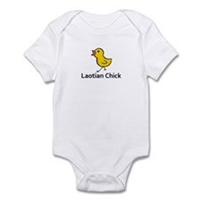 Laotian Chick Infant Bodysuit