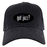 Got Jazz? Baseball Hat