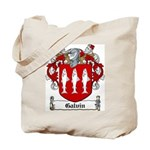 Galvin Family Crest Tote Bag
