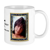 David Cassidy Then &amp; Now Mug