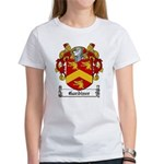 Gardiner Family Crest Women's T-Shirt