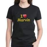 I Love Marvin (L) Tee