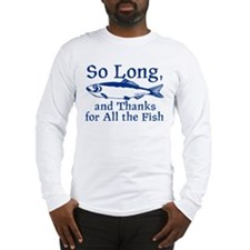 So Long Long Sleeve T-Shirt