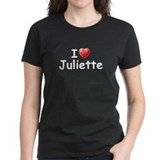 I Love Juliette (W) Tee