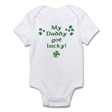 Cool St. pats day Infant Bodysuit
