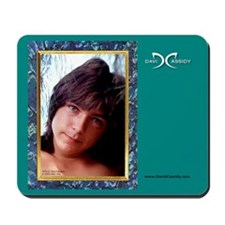 David Cassidy Then Mousepad