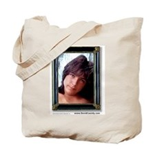 David Cassidy Then & Now Tote Bag