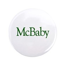 "McBaby (Irish Baby) 3.5"" Button (100 pack)"