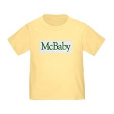 McBaby (Irish Baby) T