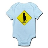 Sphynx Crossing Onesie