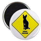 "Sphynx Crossing 2.25"" Magnet (10 pack)"
