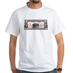 Buffalo Money White T-Shirt