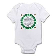 Irish Prayer Blessing Infant Bodysuit