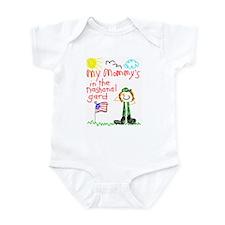 National Guard Mommy! Infant Bodysuit