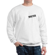 Writer Stamp Sweatshirt