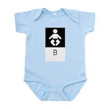 Baby B Symbol Infant Bodysuit