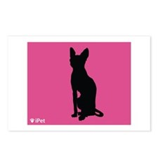 Sphynx iPet Postcards (Package of 8)