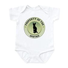 Sphynx Property Infant Bodysuit