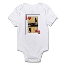 Queen Sphynx Infant Bodysuit