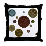 The Zodiac Throw Pillow