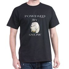 Powered By Snow T-Shirt