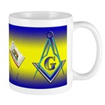 California Masons Mug
