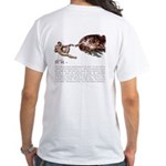 Fe'at White T-Shirt