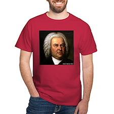 "Faces ""Bach"" T-Shirt"