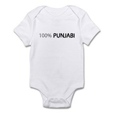 100% percent Punjabi Infant Bodysuit