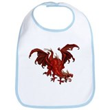 Red Dragon Bib