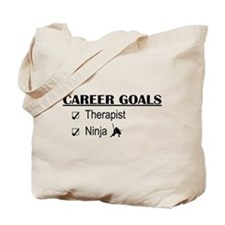 Therapist Career Goals Tote Bag