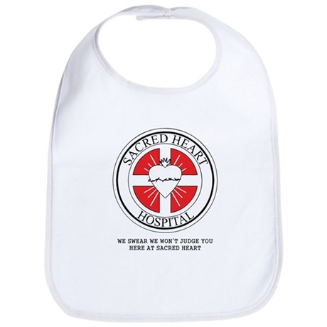 Sacred Heart Hospital Bib