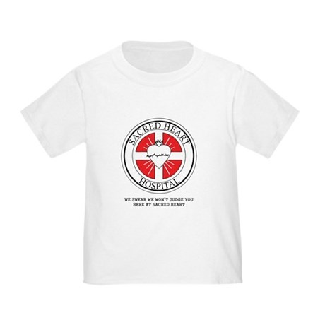 Sacred Heart Hospital Toddler T-Shirt