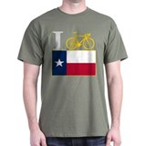 I BIKE Texas! T-Shirt