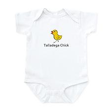 Talladega Chick Infant Bodysuit
