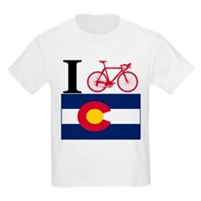 I BIKE Colorado T-Shirt