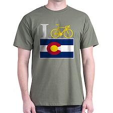 I BIKE Colorado T-Shirt