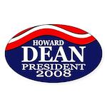 Howard Dean 2008 (bumper sticker)