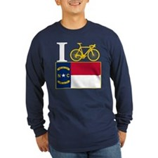 I BIKE North Carolina T