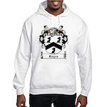 Hayes Family Crest Hooded Sweatshirt