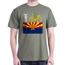 I BIKE Arizona T-Shirt