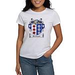 Hickman Family Crest Women's T-Shirt