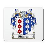 Hickman Family Crest Mousepad