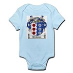 Hickman Family Crest Infant Creeper