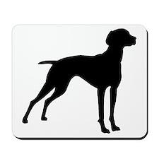 Vizsla Dog Mousepad
