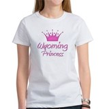 Wyoming Princess Tee
