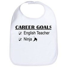 English Teacher Career Goals Bib