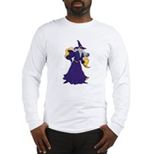 Merlin the Wizard Picture Long Sleeve T-Shirt