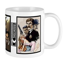 Wyatt Earp Small Mug