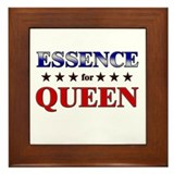 ESSENCE for queen Framed Tile